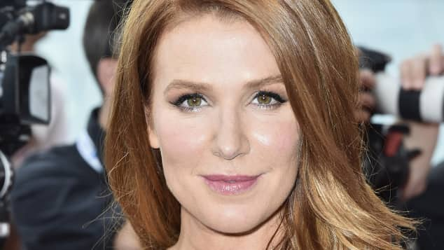 Poppy Montgomery in Monte Carlo 2015 Without a Trace