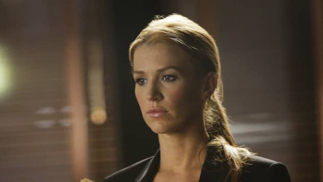 """Poppy Montgomery alias """"Special Agent Samantha Spade"""" Without a Trace"""