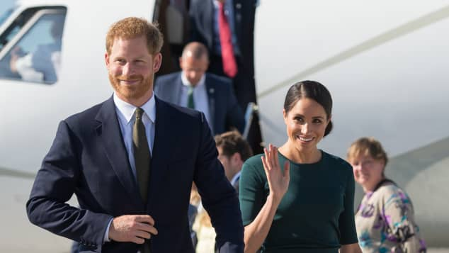 Prince Harry & Meghan Markle News Fernsehfilmprojekt In Hollywood