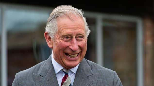 Prinz Charles kam nochmal mit einem Schrecken davon