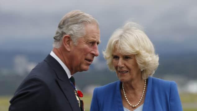 Prinz Charles und Camilla Parker-Bowles in Australien
