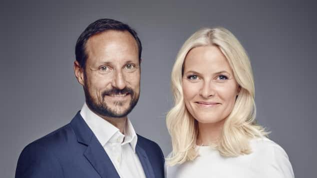Prinz Haakon und Prinzessin Mette-Marit