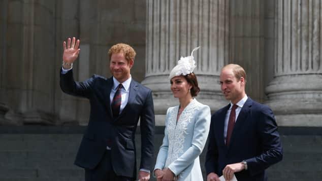 Prinz Harry Herzogin Kate Prinz William