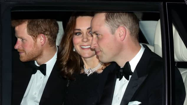 Prinz Harry Herzogin Kate Prinz William Hochzeitstag Queen