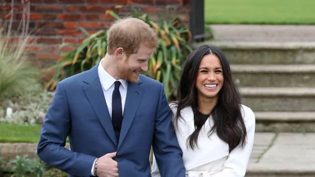 Prinz Harry und Meghan Markle Verlobung