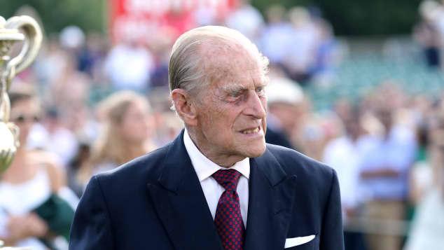 Prinz Philip tritt zurück