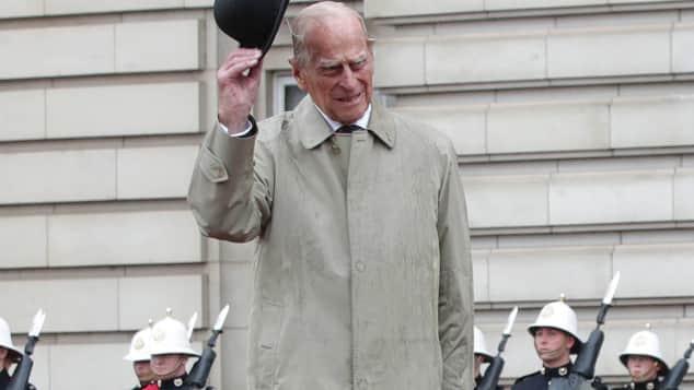 Prinz Philip letzter Auftritt Rente