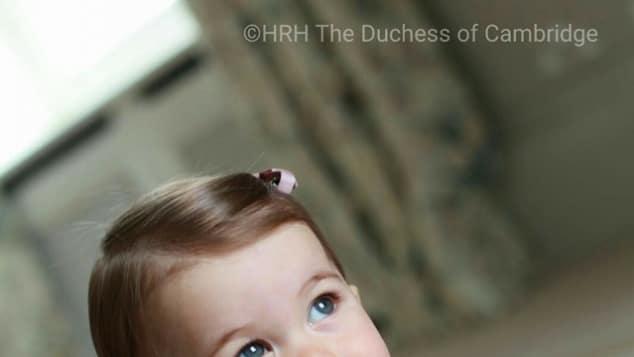 Prinzessin Charlotte neue Fotos