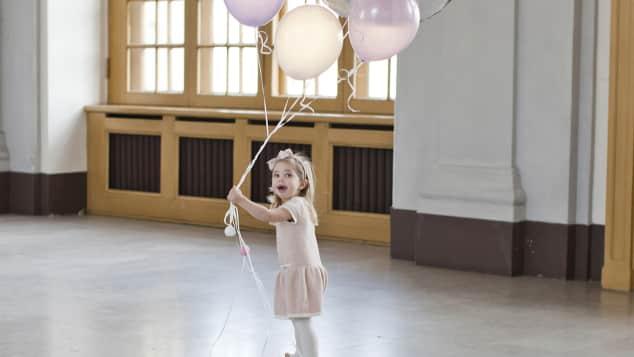 Leonore ist die Tochter von Prinzessin Madeleine und Chris O'Neill