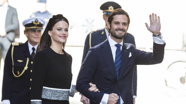 Schwedische Medien Prinzessin Sofia Konnte Zum 3 Mal Schwanger Sein