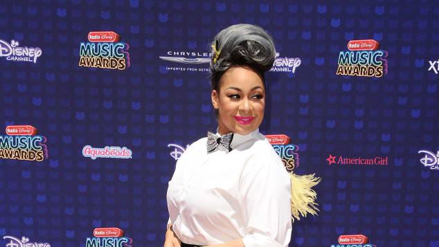 Raven-Symoné Pearman bei den Radio Disney Music Awards