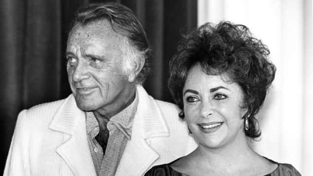 Richard Burton und Elizabeth Taylor waren zweimal verheiratet
