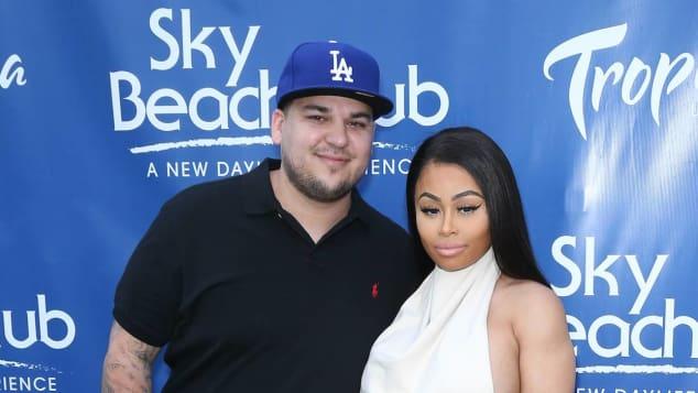 Haben sich Rob Kardashian und Blac Chyna wieder getrennt?