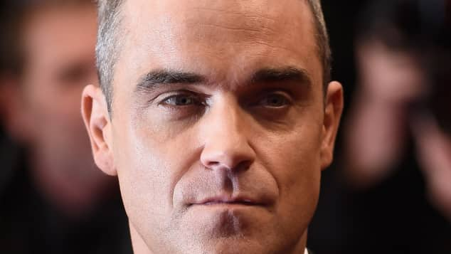 Robbie Williams trauert um seinen Manager David Enthoven