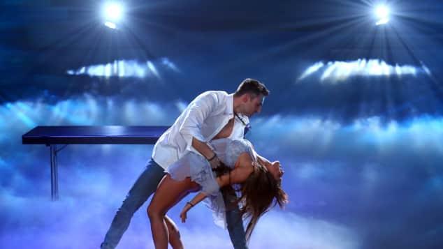 """Robert Beitsch und Sarah Lombardi bei """"Let's Dance"""""""