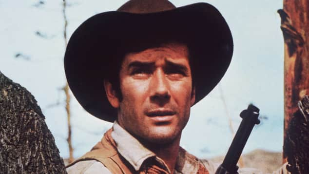 "Robert Fuller in the ""Return of the Magnificent Seven"" 1966"