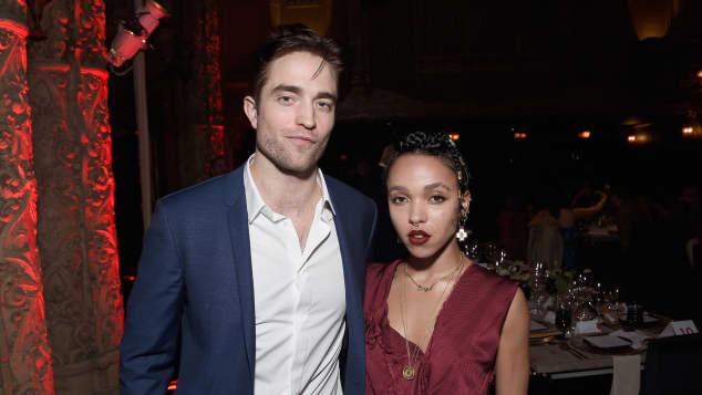 Robert Pattinson und FKA Twigs gemeinsam bei der L.A.  Dance Annual Gala