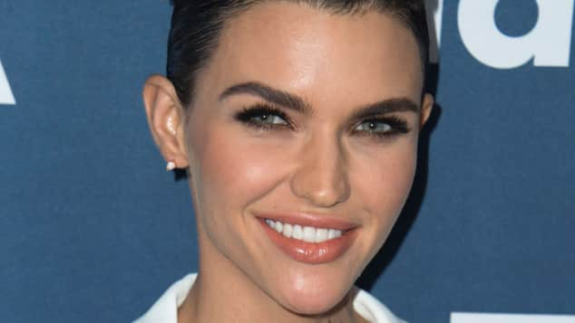 Ruby Rose bei den  27th Annual GLAAD Media Awards in Beverly Hills
