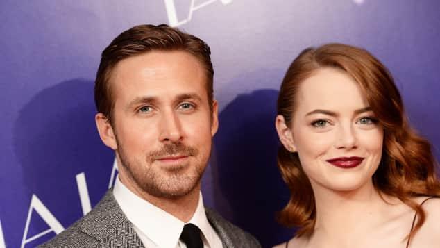 """Ryan Goslind und Emma Stone spielen die Hauptrollen in """"La La Land"""""""