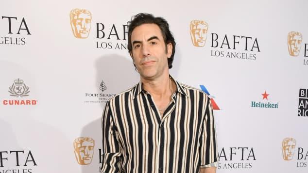Sacha Cohen; Borat 2