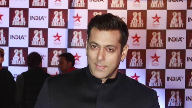 Salman Khan gehört zu den populärsten Bollywood-Stars