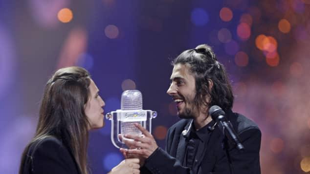 Salvador und Louísa Sobral