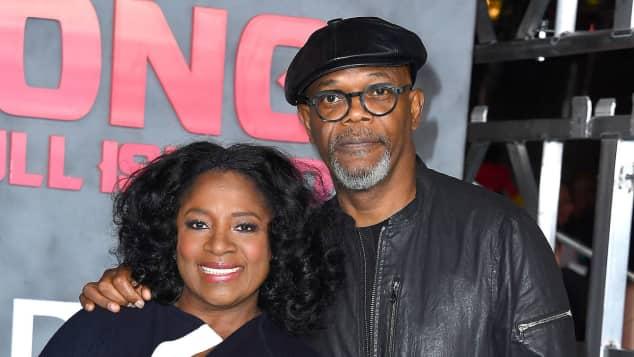 LaTanya Richardson und Samuel L. Jackson sind seit 37 Jahren verheiratet