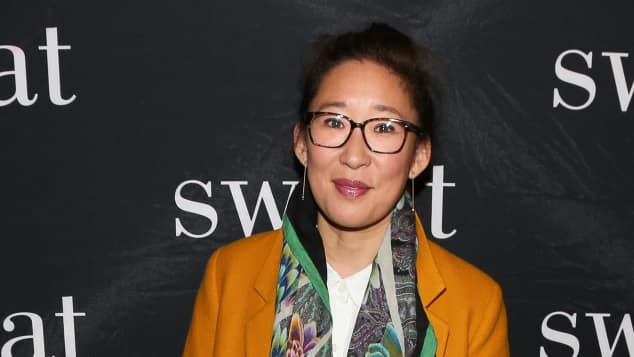 "Ex-""Grey's Anatomy""-Star Sandra Oh"