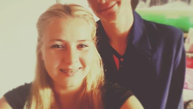 Sarafina Wollny und Peter Heck sind immer noch total glücklich miteinander