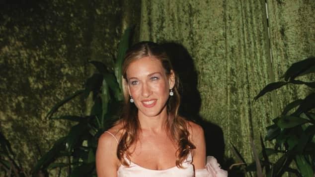 Sarah jessica Parker Emmys 2000