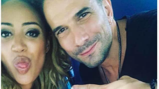 Sarah Joelle Jahnel und Marc Terenzi - sind sie wirklich nur Freunde? Was läuft da? Paar zusammen platonisch verliebt