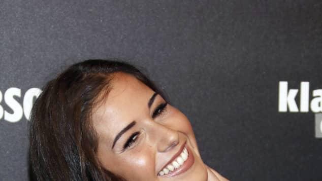 """Die Reaktionen auf Sarah Lombardis Debüt bei """"Curvy Supermodels"""" waren eher negativ"""