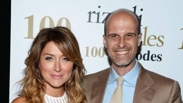Sasha Alexander und ihr Mann Edoardo Ponti sind seit fast zehn Jahren miteinander verheiratet