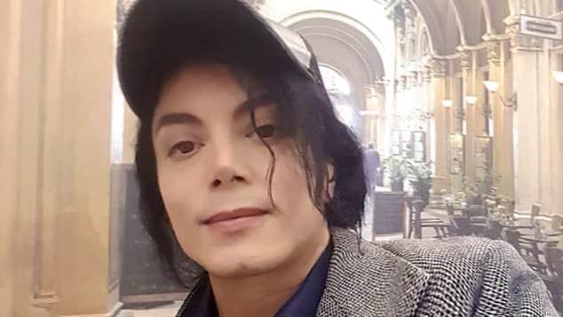 Sergio Cortes Michael Jackson Doppelgänger