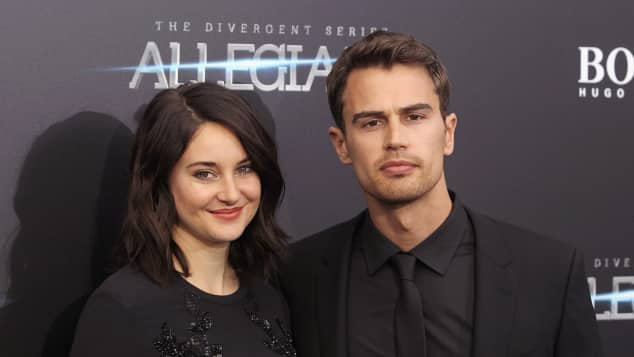 """Schlüpfen Shailene Woodley und Theo James ein viertes Mal in ihre """"Die Bestimmung""""-Rollen"""