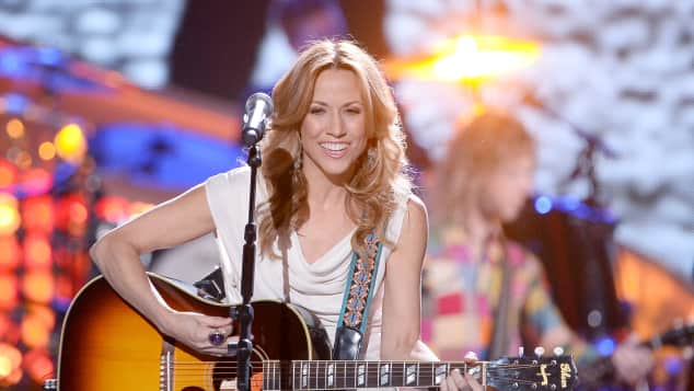 Sheryl Crow beat breast cancer