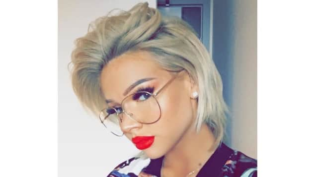 Die Youtuberin Shirin David begeistert ihre Fans mit ständig neuen Looks