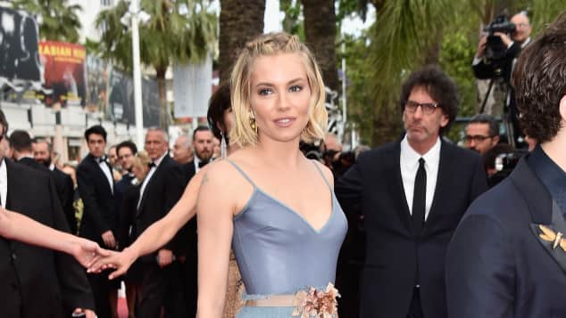 Sienna Miller verzauberte in Cannes