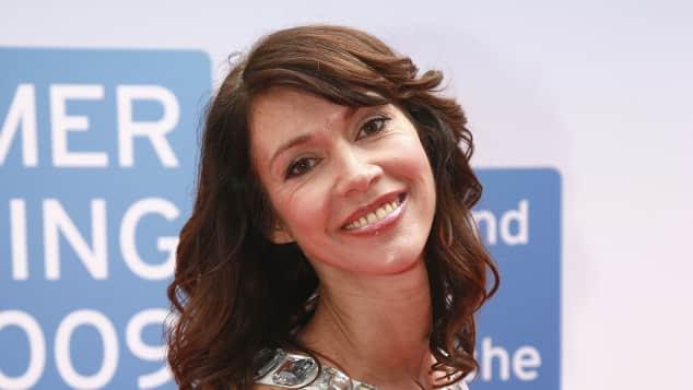 Silvia Laubenbacher im Jahr 2009