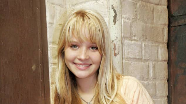 Sonja Gerhardt im Jahr 2006