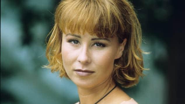 Die Fernsehmoderatorin Sonja Zietlow in ihren jungen Jahren