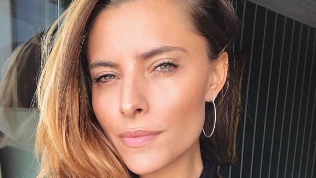 Sophia Thomalla wenig make-up