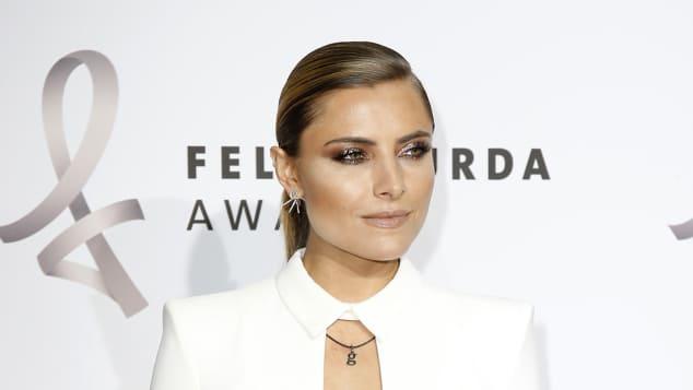 "Sophia Thomalla bei der Verleihung des ""Felix Burda Awards"" 2017"