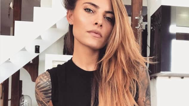 Sophia Thomalla hat ein neues Tattoo