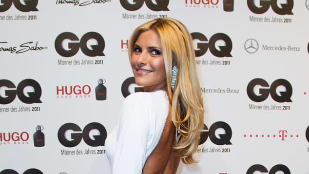 Sophia Thomalla blond 2011