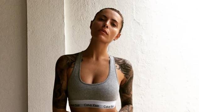 Moderatorin Sophia Thomalla zeigt sich auch nach ihrer Brustverkleinerung super sexy