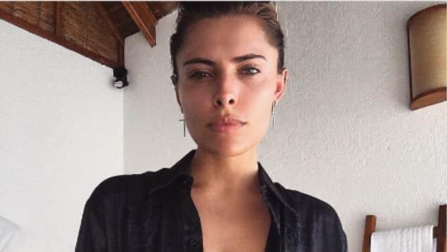 Sophia Thomalla Schauspielerin Brustverkleinerung Brust-OP Körbchengröße Instagram sexy freizügig Post