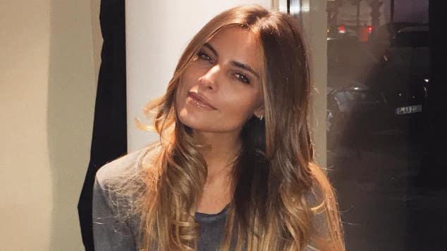 Moderatorin Sophia Thomalla hat eine neue Frisur