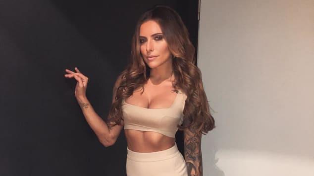 Sophia Thomalla präsentiert sich mal wieder super sexy