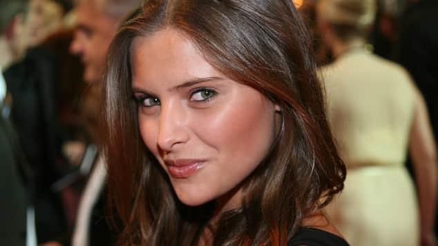 Sophia Thomalla früher